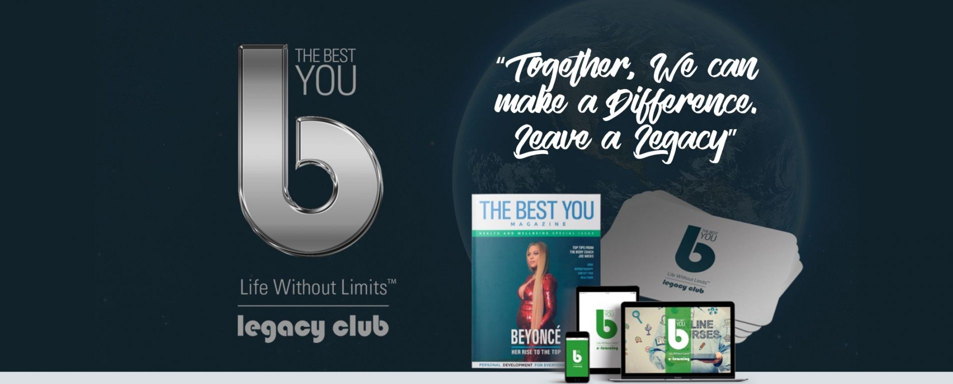 The Best You Legacy Members Benefits