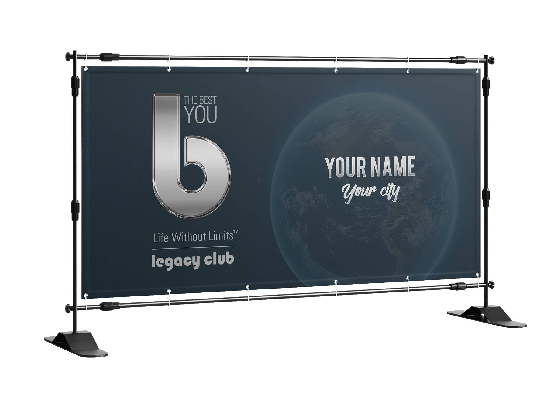 Would you like to be your next Legacy Club Director in your city or town?