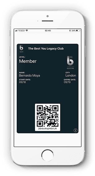 Wallet Members Card