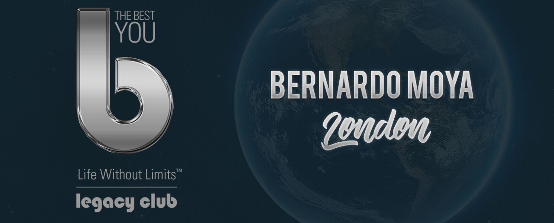 Legacy Club - Bernardo Moya - London