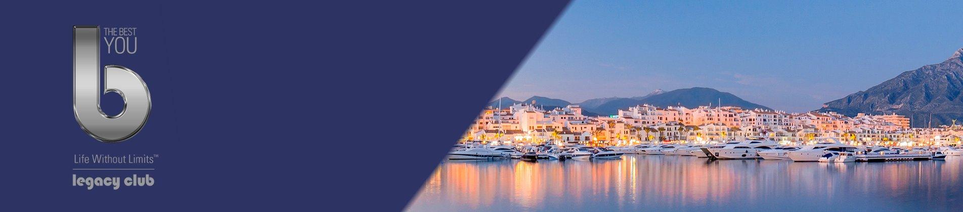 The Best You Legacy Club - Marbella
