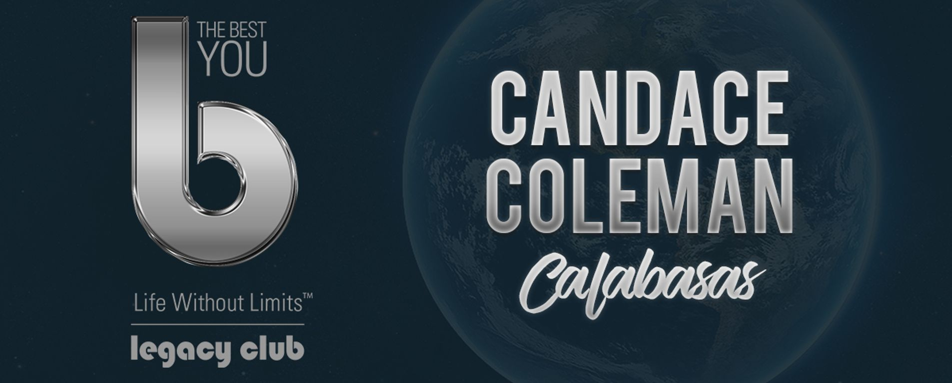 Legacy Club - Candace Coleman- Calabasas