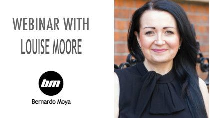 LOUISE MOORE – SIGN UP NOW!